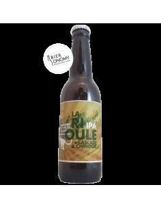 Bière La Rioule Cascade Chinook 33 cl Brasserie de la Vallée du Giffre