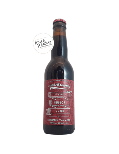 Bière Dark Humor Club PX Sherry Imperial Stout 33 cl Brasserie Sori Brewing
