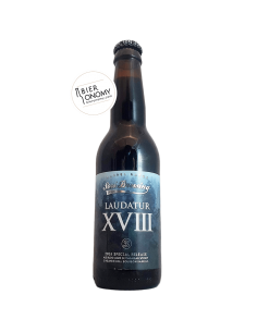 Bière Laudatur (XVIII) 2018 Ale Blend Aged 33 cl Brasserie Sori Brewing