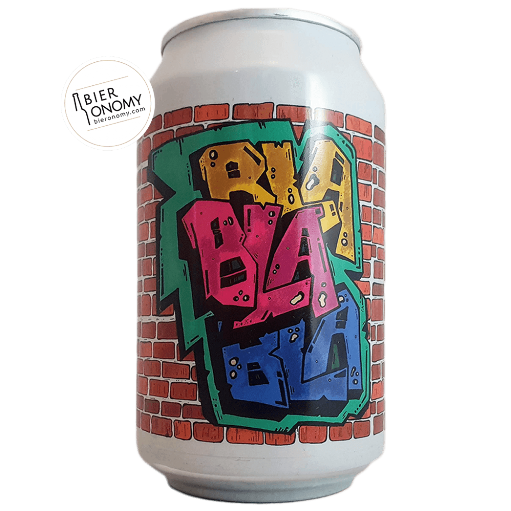 Bière BlaBlaBla Sour Ale 33 cl Brasserie Fermenterarna