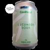 Bière Cucumber Sour 33 cl Brasserie CoolHead Brewery