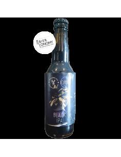 Bière Black IPA 33 cl Brasserie Orbital Brewery Notes en Bulles