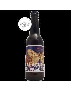 Bière Sauvagerie FMR Wild Ale 33 cl Brasserie Malacuria