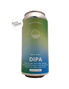 Bière DIPA 2020 44 cl Brasserie Cloudwater Brew Co