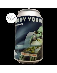 Bière Big Daddy Yoduh Double NEIPA 33 cl Brasserie Lobik Brewery