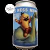 Bière Glock Ness Monster Imperial Stout 33 cl Brasserie Lobik Brewery