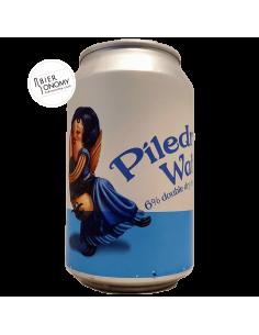 Bière Piledriver Waltz DDH Pale Ale 33 cl Brasserie Lobik Brewery