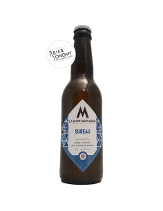 Bière Sureau Berliner Weisse 33 cl Micro Brasserie La Montagnarde