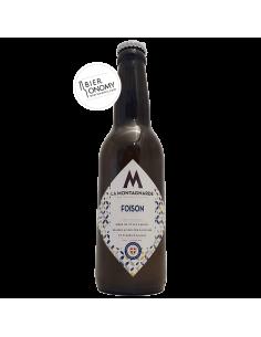 Bière Foison Saison Acacia 33 cl Micro Brasserie La Montagnarde