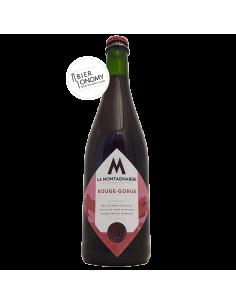 Bière Rouge-Gorge 75 cl Micro Brasserie La Montagnarde