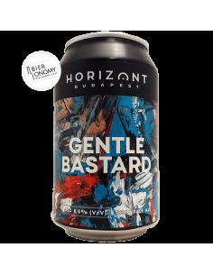 Bière Gentle Bastard IPA 33 cl Brasserie Horizont Budapest Brewery