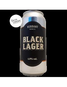 Bière Black Lager 44 cl Brasserie Verdant Brewing