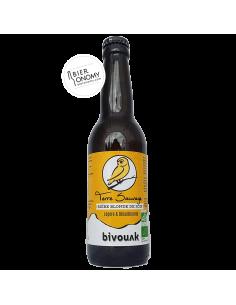 Bière Terre Sauvage Blonde 33 cl Brasserie des Tilleuls Bivouak