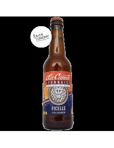 Bière Ficelle Session IPA 33 cl Brasserie La Canute Lyonnaise