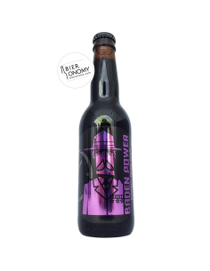 Bière Baden Power Imperial Stout Whisky Barrel Aged 33 cl Brasserie O'Clock Brewing