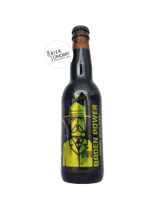 Bière Baden Power Imperial Stout Bourbon Barrel Aged 33 cl Brasserie O'Clock Brewing