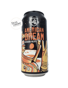 Bière American Dream Session NEIPA 44 cl Brasserie Sainte Cru