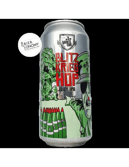 Bière Blitzkrieg Hop Juicy IPA 44 cl Brasserie Sainte Cru
