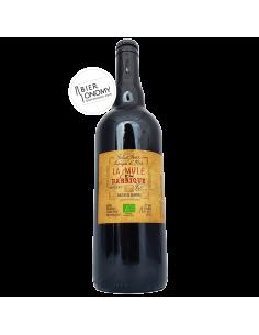 Bière La Mule En Barrique N°7 Robust Porter Porto Barrel Aged 75 cl Brasserie La Vieille Mule