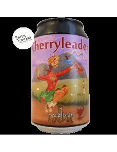 Bière Cherry Leader Imperial Sour 33 cl Brasserie La Débauche