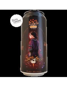 Bière Lady Macbeth Milkshake IPA 44 cl Brasserie La Débauche