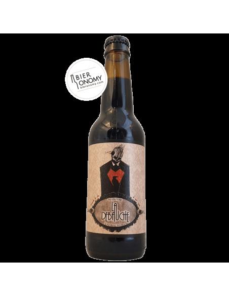 Bière Nevermore Imperial Stout 33 cl Brasserie La Débauche