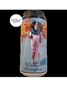 Bière Whatever Kingdom DDH DIPA 44 cl Brasserie La Débauche
