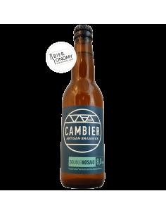 Bière Double Mosaic DIPA 33 cl Brasserie Cambier