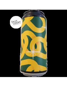 Bière Bow Wow Wow Yippie Yo IPA 44 cl Brasserie La P'tite Maiz'