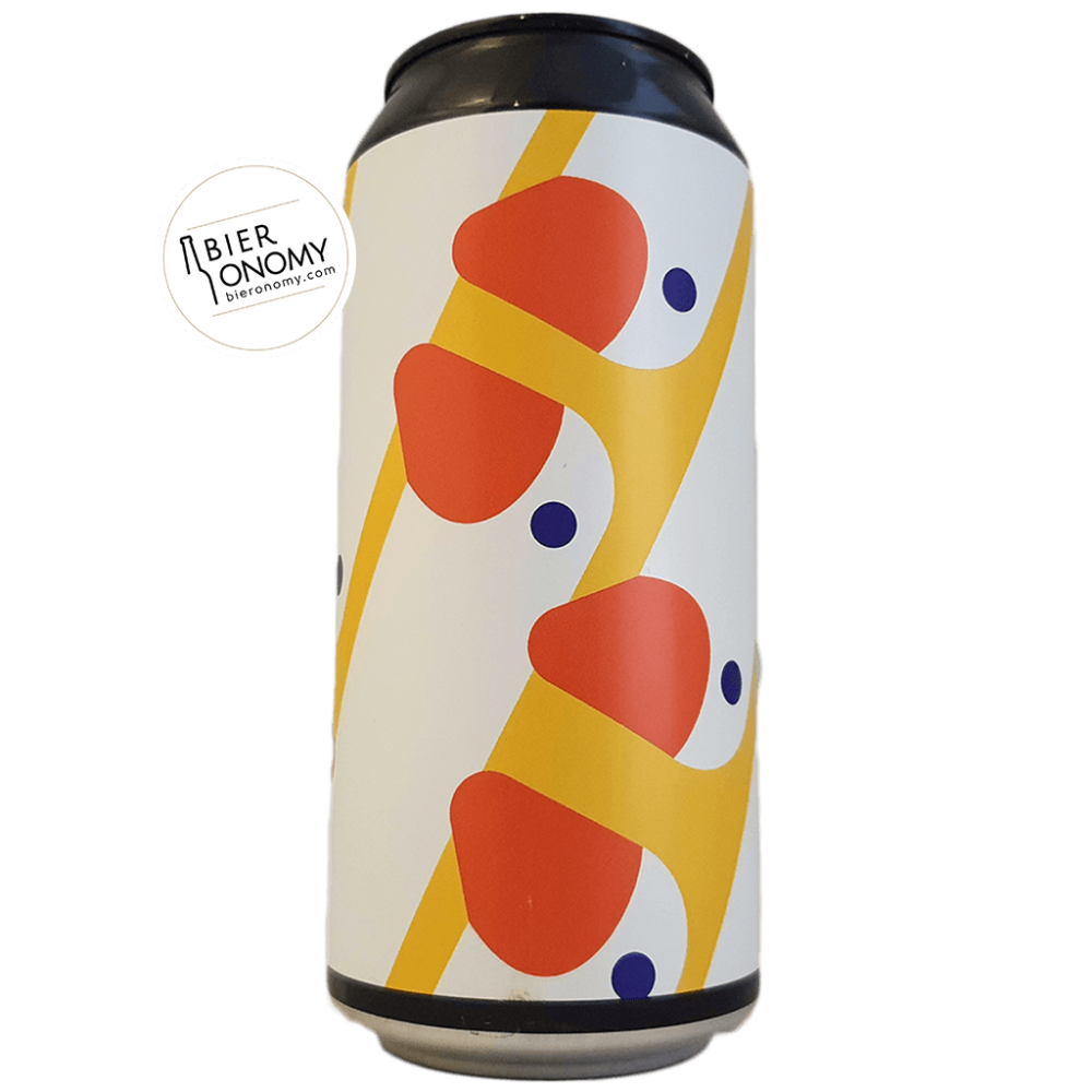 Bière Passionately Gose Game Sour 44 cl Brasserie La P'tite Maiz'
