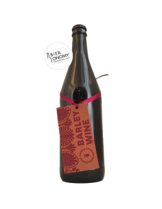 Bière Barley Wine 2019 66 cl Brasserie Marble Brewery