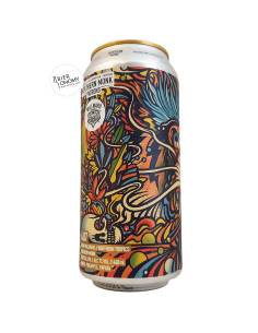 Bière Patrons Project 4.07 Tropical IPA 44 cl Brasserie Northern Monk Brew Co