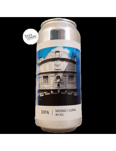 Bière DIPA Mosaic Loral 44 cl Brasserie Popihn