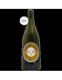 Bière Organic Geuze Natur-Elle 75 cl Brasserie Lambiek Fabriek