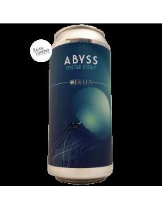 Bière Abyss Oyster Stout 44 cl Brasserie Merlin