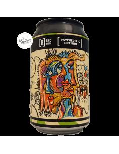 Bière Psychedelic Bike Ride TDH NEIPA 33 cl Brasserie Rec Brew