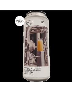 Bière Collab PL Mermaid DDH IPA 50 cl Brasserie PINTA