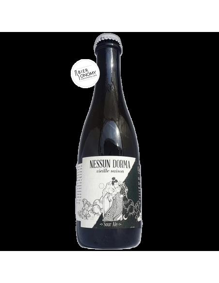 Bière Nessun Dorma Vieille Saison Sour Ale 37,5 cl Brasserie Ca' del Brado