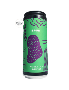 Bière SPUD Double IPA 33 cl Brasserie Jungle Juice