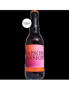 Bière Saison Passion 33 cl Brasserie Arav'