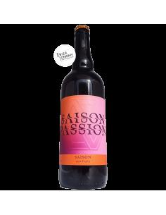 Bière Saison Passion 75 cl Brasserie Arav'