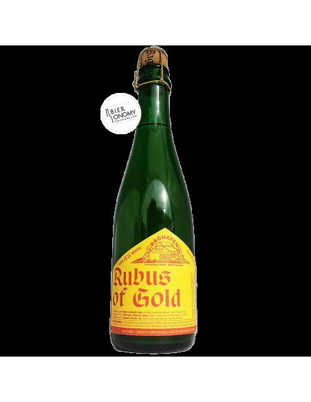 Bière Rubus of Gold Wild Ale Barrel Aged 37,5 cl Brasserie Mikkeller Baghaven