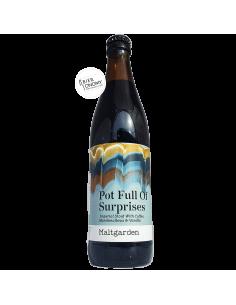 Bière Pot Full Of Surprises Imperial Stout 50 cl Brasserie Maltgarden