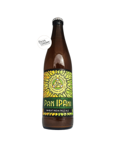 Bière Pan IPAni Wheat IPA 50 cl Brasserie Trzech Kumpli