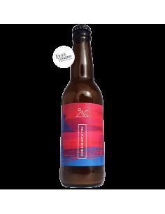 Bière Chillin With You Hazy IPA 33 cl Brasserie ODU