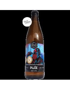 Bière Pijże DDH Pale Ale 50 cl Brasserie Nepomucen