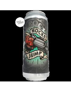 Bière Rocket Jump IPA 50 cl Brasserie Selfmade