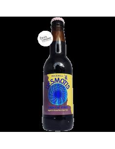 Bière Desmotis Bourbon Barrel Aged Imperial Stout 33 cl Brasserie Rockmill