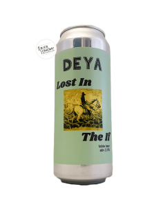 Bière Lost In the If Table Beer 50 cl Brasserie DEYA