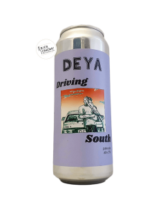 Bière Driving South Pale Ale 50 cl Brasserie DEYA